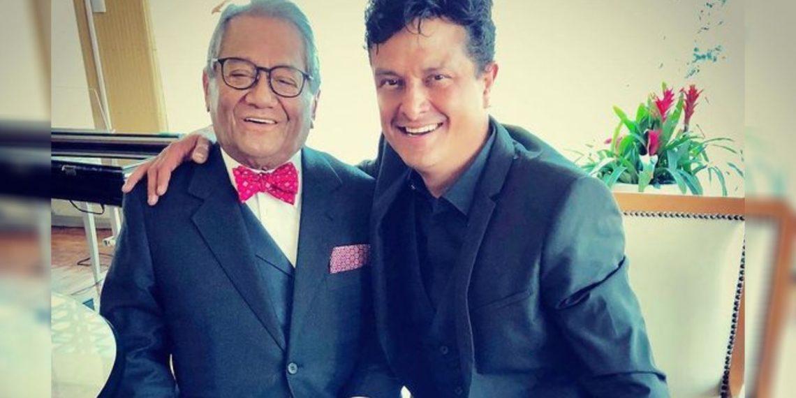 Juan Pablo y Armando Manzanero