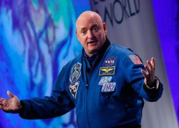 Astronauta Scott Kelly