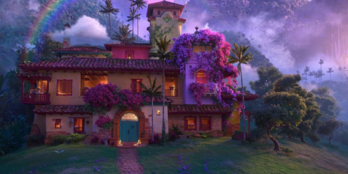 Encanto, la nueva película de Disney