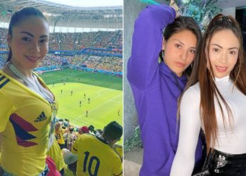 Epa Colombia descubre que su novia le era infiel