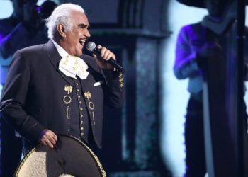 Vicente Fernández lanza nueva producción