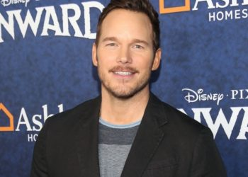 Chris Pratt. Foto: AFP