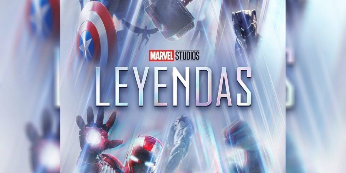 Marvel Studios: Leyendas