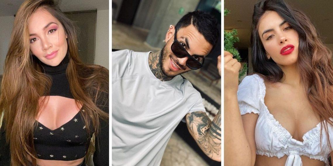 Lina Tejeiro, Mateo Carvajal y Jessica Cediel. Foto: Instagram/ linatejeiro, mateoc17, jessicacedielnet