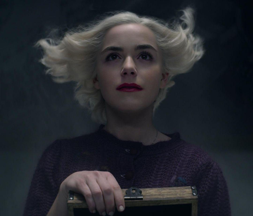 'El asombroso mundo de Sabrina'