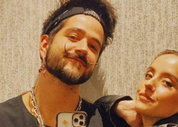 Evaluna y Camilo. Foto: Instagram: @camilo