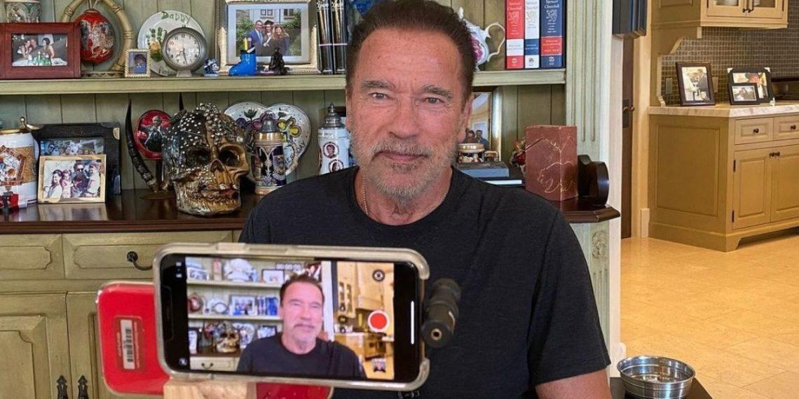 Arnold Schwarzenegger criticó los hechos del Capitolio