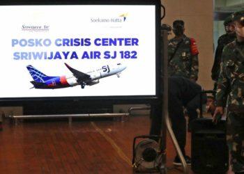 Se pierde un avión Boeing 737 en Indonesia