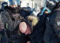 Detenidos en protestas por Alekséi Navalni
