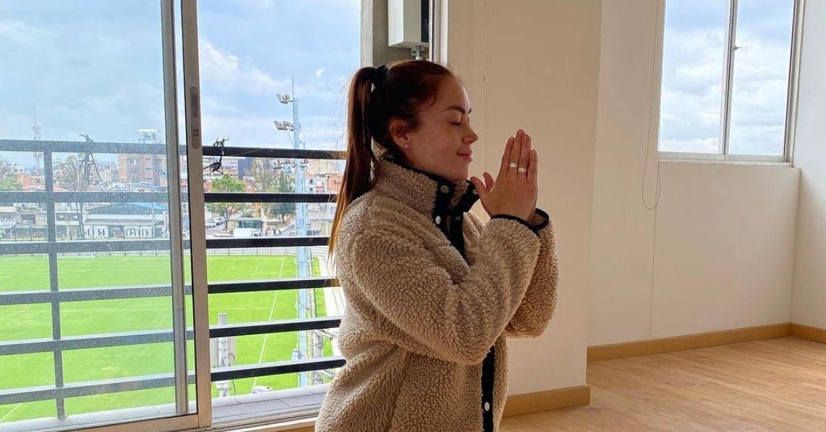 'Epa Colombia' rompió en llanto