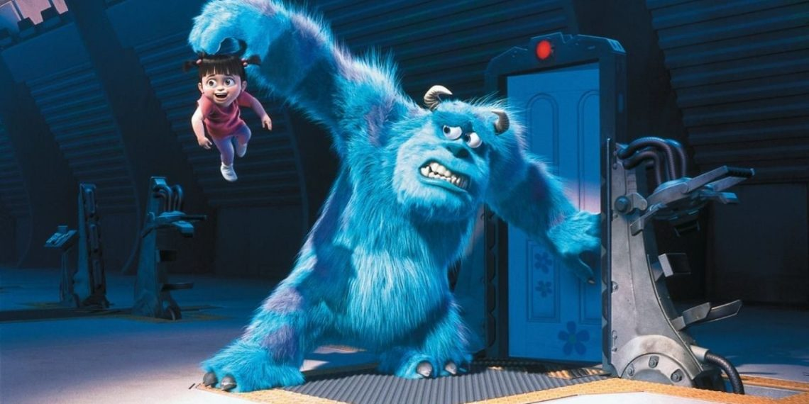 Incógnita resuelta en Monsters Inc.