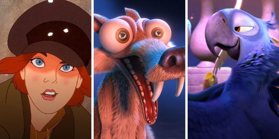Recordadas películas animadas en Disney+