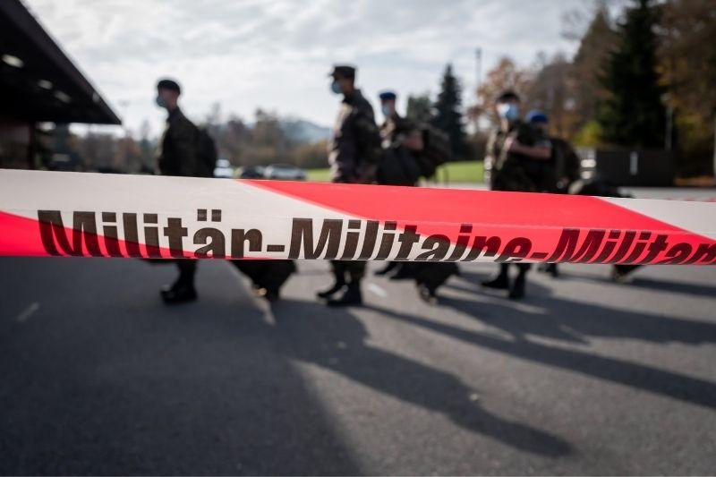 Servicio militar en casa