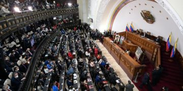 El chavismo asumió el control del Parlamento de Venezuela
