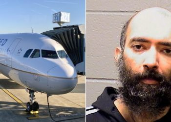 arrestan a hombre tras esconderse durante tres meses en un aeropuerto de Estados Unidos