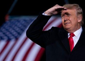 Trump reconoce su derrota electoral ante una amenaza de destitución