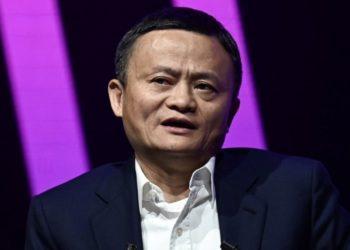 El multimillonario chino y fundador de Alibaba, Jack Ma. Foto: AFP