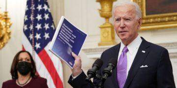 Joe Biden presenta plan nacional para enfrentar la el COVID-19 en Estados Unidos