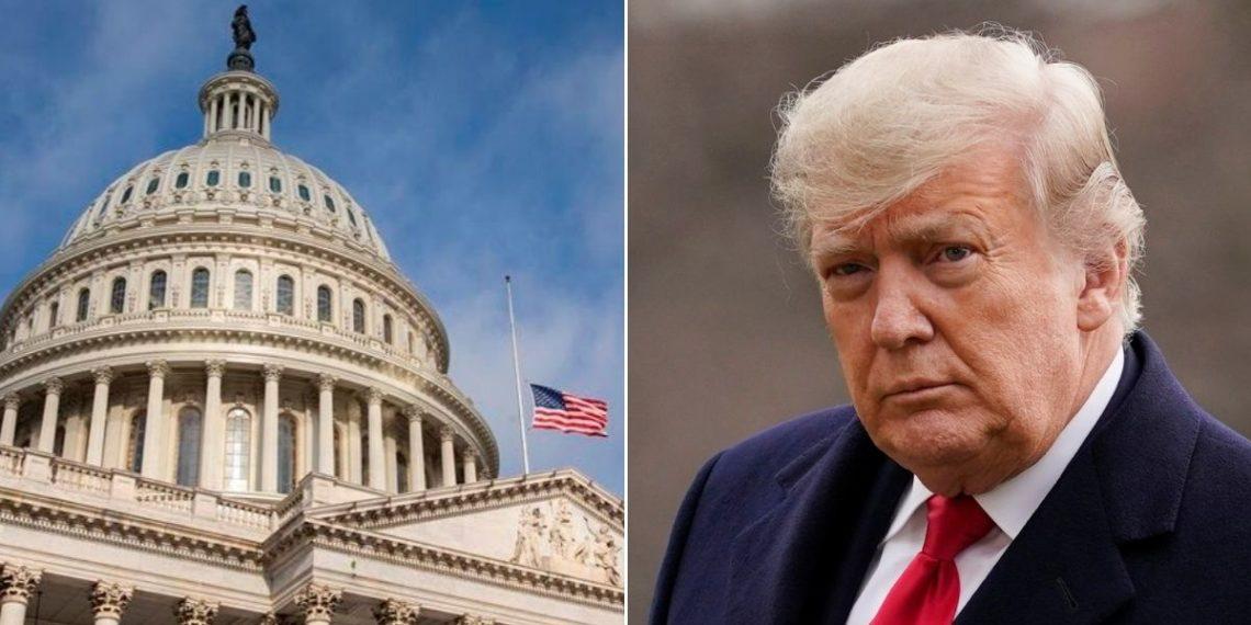 Enmienda para destituir a Trump