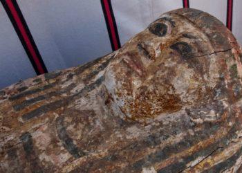 Hallan restos arqueológicos de hace 3.000 años en Egipto