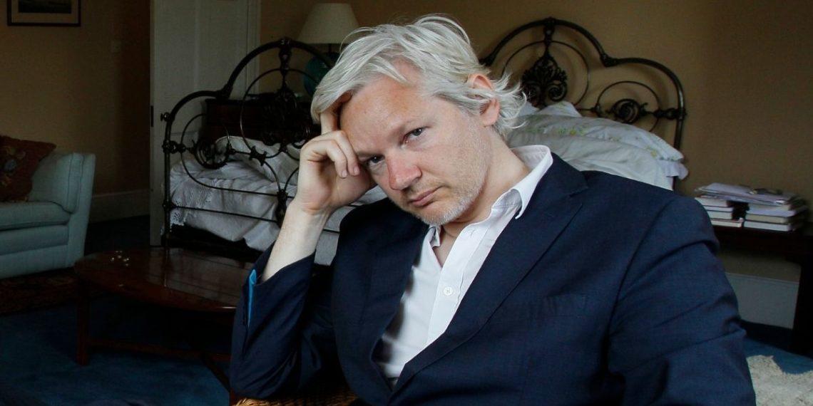 extradición a Estados Unidos de Julian Assange