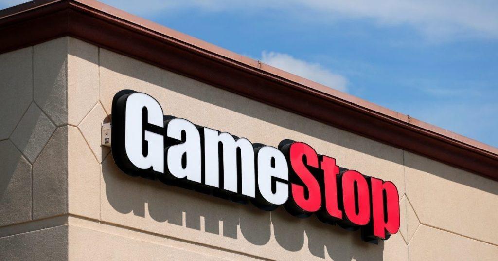 acciones de GameStop