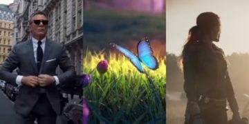 Los estrenos de películas más esperados en 2021