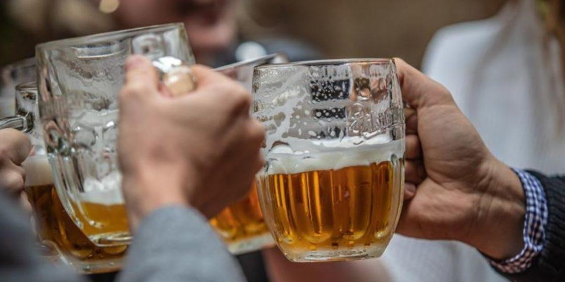 países con el mayor nivel de consumo de alcohol