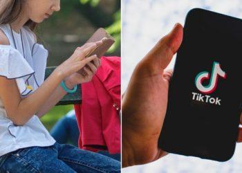 Niña muere asfixiada al participar en un reto que se ha vuelto viral en TikTok