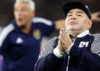 Hijos de Maradona se disputan fortuna de 6 millones