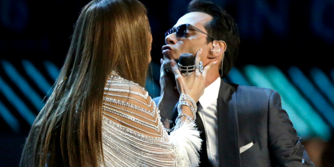 Jennifer Lopez se habría referido a su matrimonio con Marc Anthony
