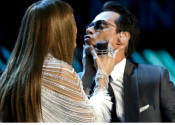 Jennifer Lopez se habría referido a su matrimonio con Marc Anthony