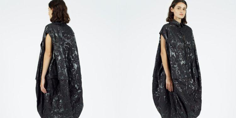 ¿Bolsa para desechos? Marca de ropa causa polémica por un vestido