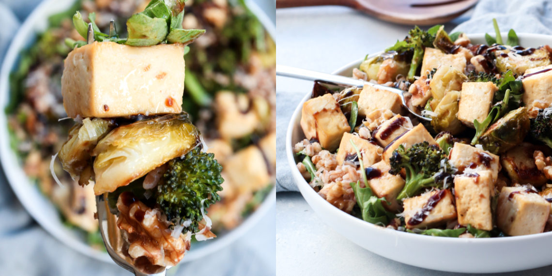 Comidas con proteínas dietéticas, saludables, ricas y nutritivas para aprender a cocinar sano en el día y la noche