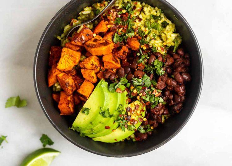 Recetas de comidas veganas saladas para principiantes