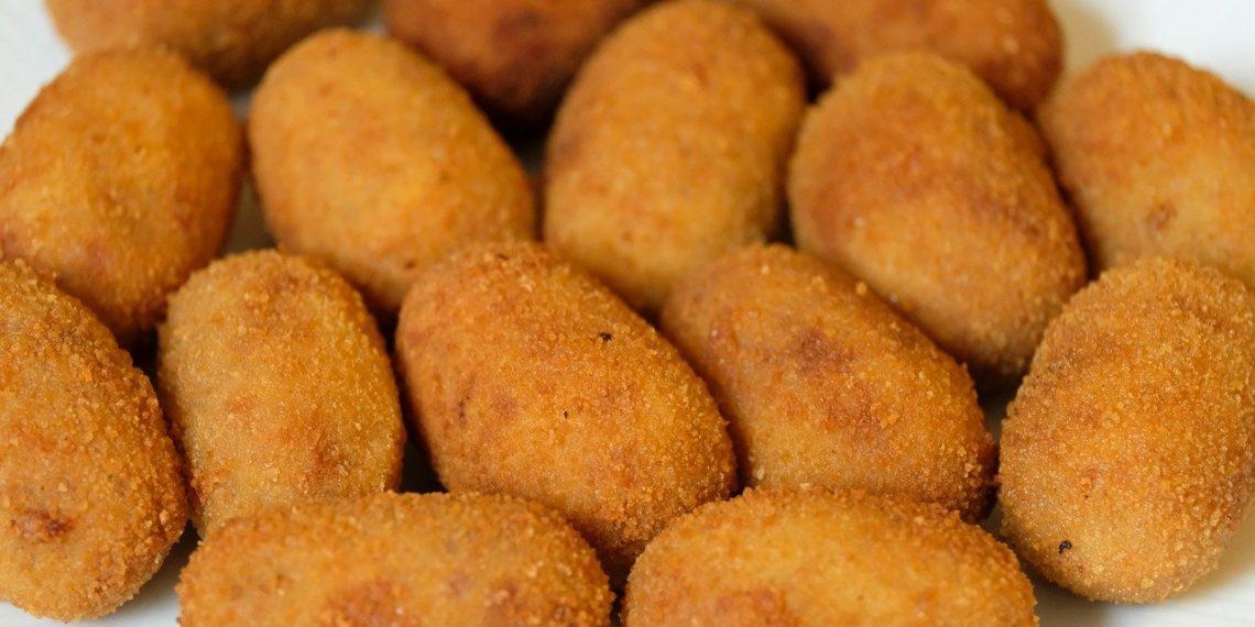 Receta para hacer croquetas de pollo jugosas, sabrosas, caseras y fáciles