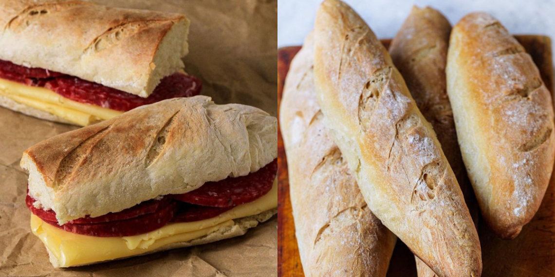 Receta original de pan francés para hacer fácil y rápido
