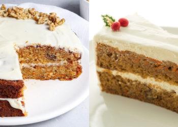 Cómo hacer un pastel de zanahoria casero original: prepara esta torta clásica y húmeda con esta receta
