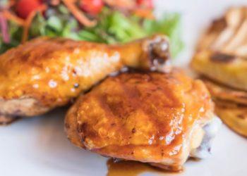 Receta de muslos de pollo