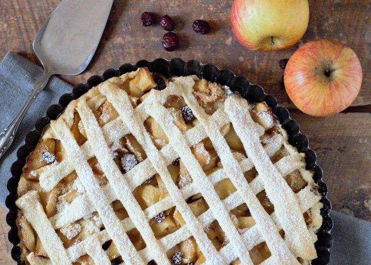 Pastel dulce para hacer con membrillo, manzanas o mermelada