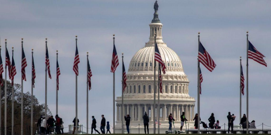 Los demócratas aseguran el control del Congreso de Estados Unidos