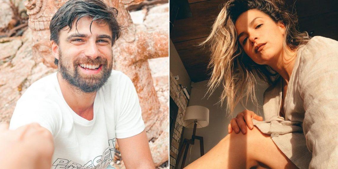 Sofia Pachano y Santiago Ramundo