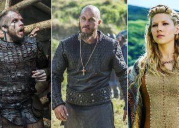 personajes reales de Vikingos