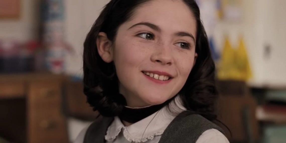 Isabelle Fuhrman, protagonista de La huérfana
