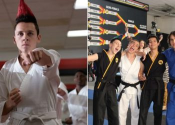 Cobra Kai series similares