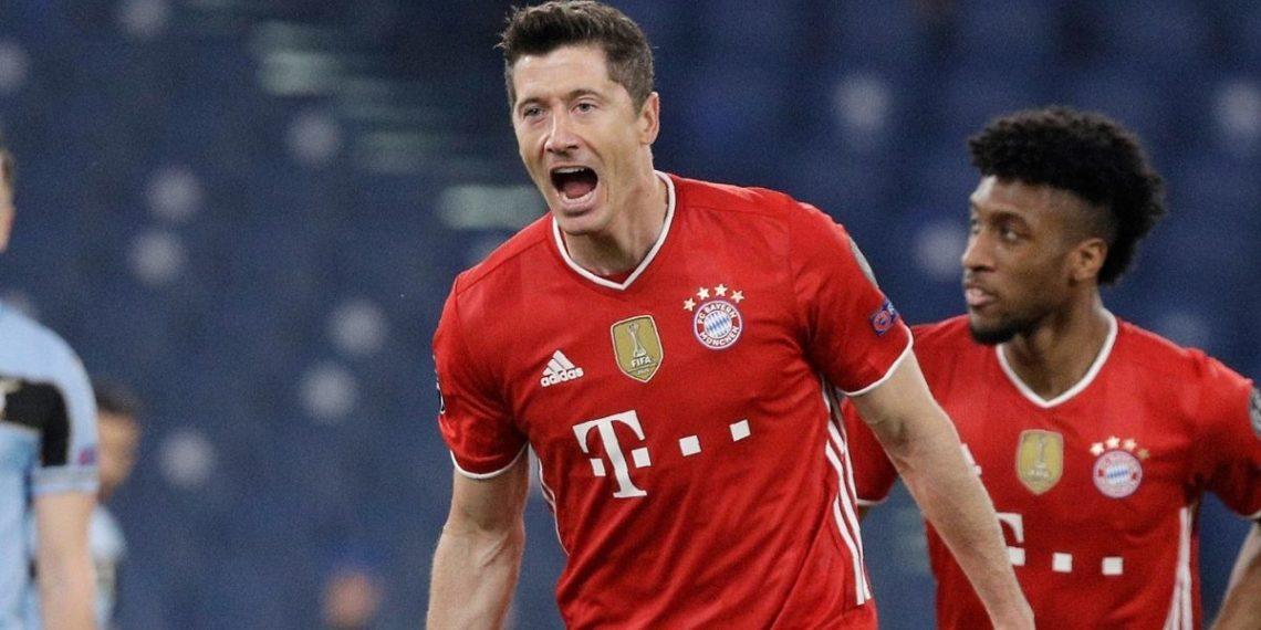 72 goles de Lewandowski en Champions: se mete en el podio histórico