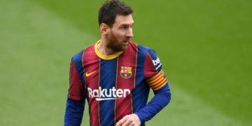 Así es el avión de Messi alquilado por Alberto Fernández para ir a México