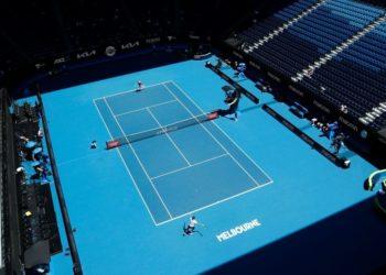 Australia Open en alerta por positivo por COVID-19