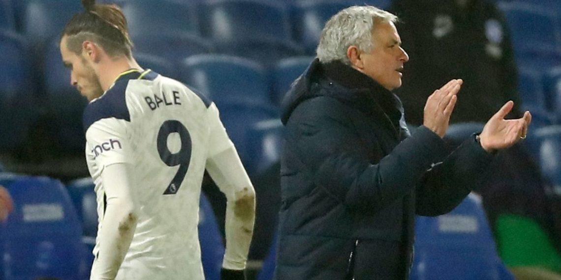 Bale vs Mourinho: prensa inglesa reseña tensa relación en el Tottenham