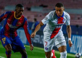 Cuando el FC Barcelona prefirió fichar a Dembélé y no a Mbappé